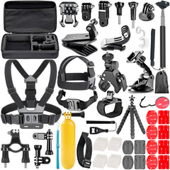Complete Go Pro Accessories Kit