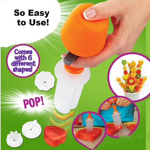 Fruit & Vegetable Shaper