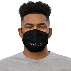 Break FreePremium face mask GG NANI Black