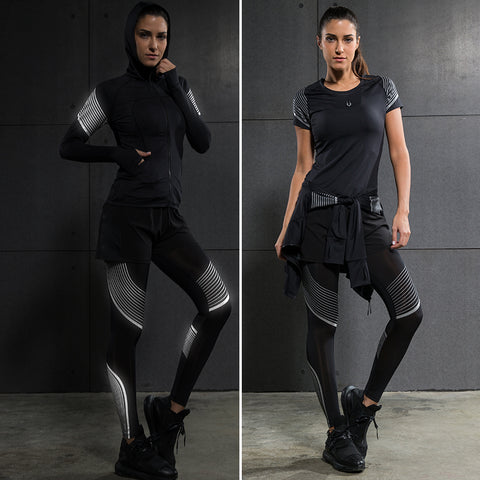 Women's Wicking Compression Sports Suit