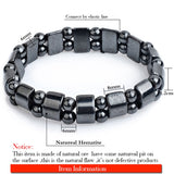 2018 new Twisted Magnet Health slimming Bracelets & Bangles Jewelry bio magnetic Bracelet charm bracelets For Women weight loss