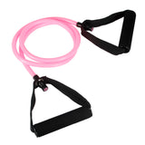 Gym Fitness Pull Rope Elastic Rope Crossfit Training Equipment Rubber Band Belt Gym Equipment Yoga Pilates Resistance Rope