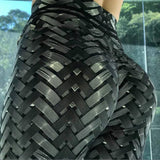 Hot Interweave Printed Leggings