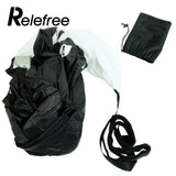 Relefree Adjust Speed Training Resistance Parachute Power Running Parachute Umbrella Outdoor Exercise Tool Speed Equipment