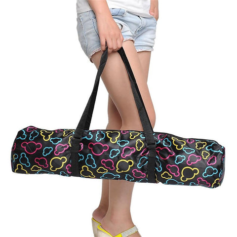 New Waterproof Canvas Practical Yoga Pilates Mat