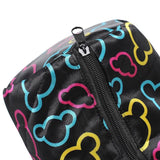 Multi-Colored Waterproof Canvas Yoga Bag by Relefree