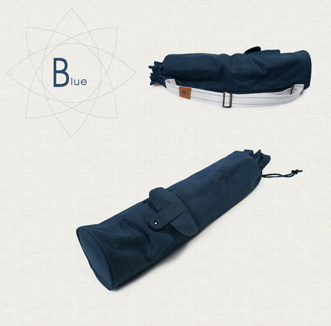 Waterproof Canvas Yoga Bag 100% Cotton