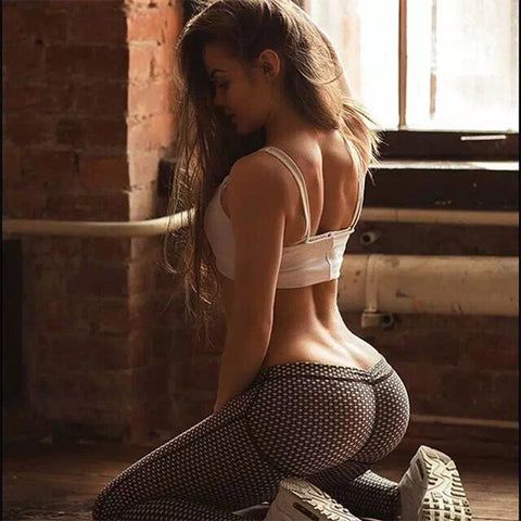 Sexy Shaping Hip Yoga Pants