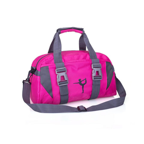Yoga Fitness Bag Waterproof Nylon Training