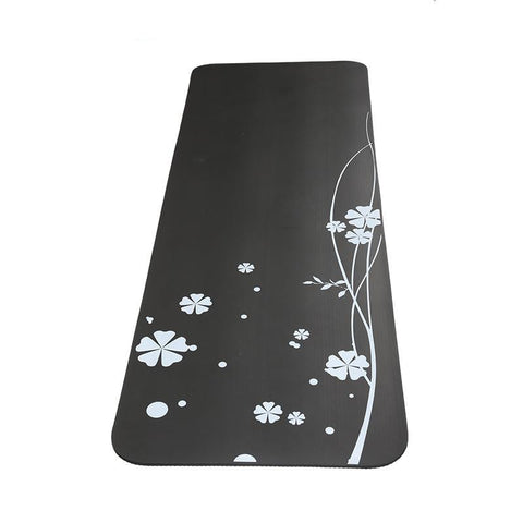 White Clover Yoga Mat by Yomer
