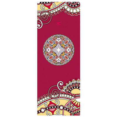 High Quality Suede yoga mat indian