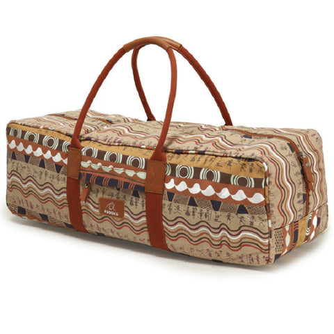 Santa Fe Canvas Yoga Bag