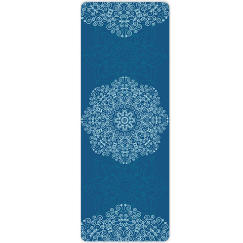 Naturel Rubber 185*62CM Wet-dry yoga mat