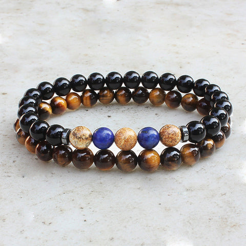 Yoga Jewelry  Beaded Bracelet