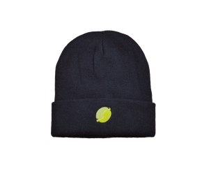 Natural Beanie (Black)
