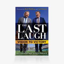 The Last Laugh, by Vince Papale and Dennis Franks (Hardcover)