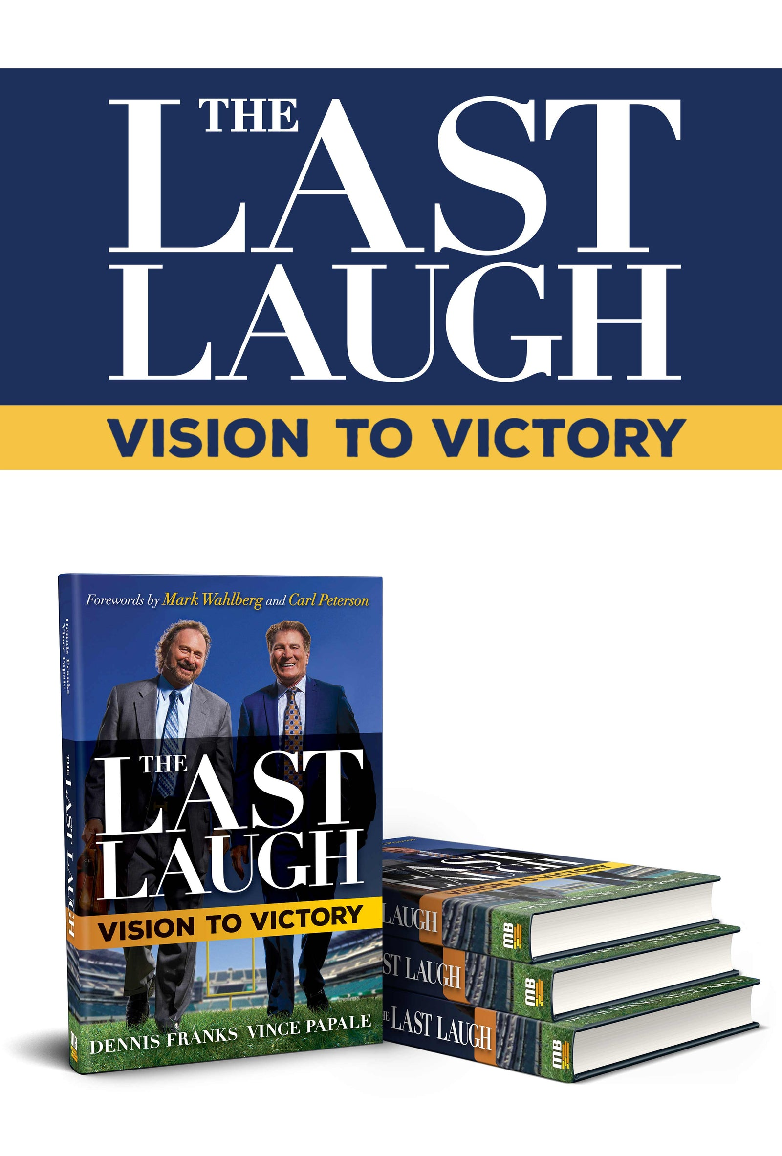 The Last Laugh Book