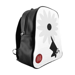 Daisy ink Backpack - BsmNoir