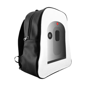 The BN Train Backpack - BsmNoir