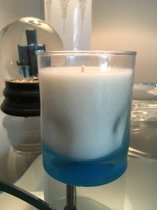 NEON BLUE - Jamcat Candles