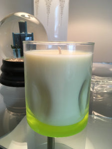NEON GREEN - Jamcat Candles