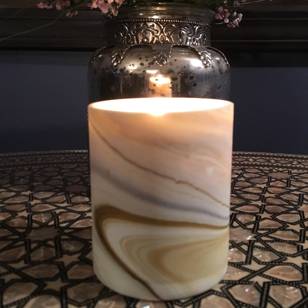 MARBLE - Jamcat Candles