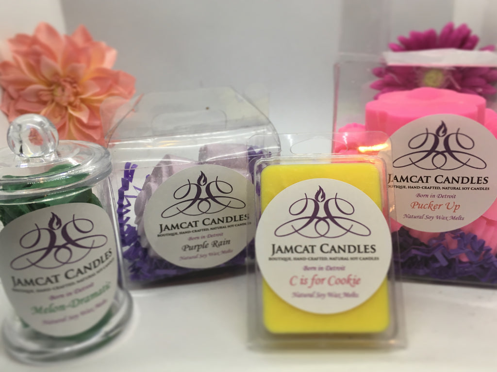 JAMMIES - Jamcat Candles