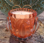 "ORANGE ""CRYSTAL"" - Jamcat Candles"