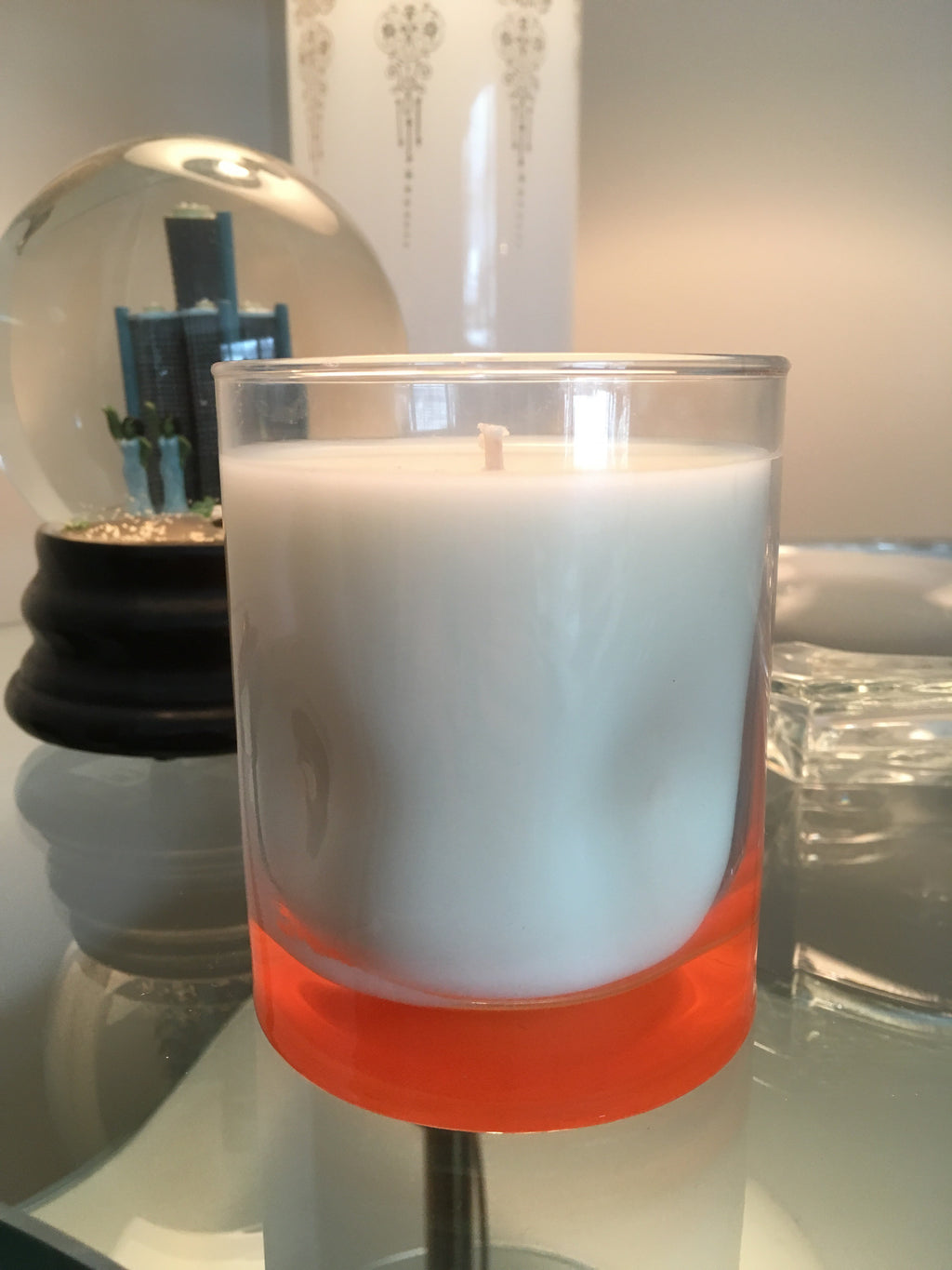 NEON ORANGE - Jamcat Candles