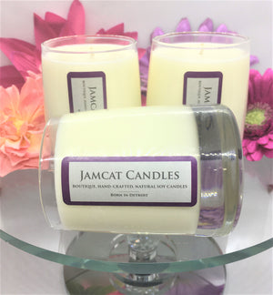 THE VERTICAL - Jamcat Candles