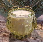 "YELLOW ""CRYSTAL"" - Jamcat Candles"