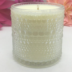 CLEAR HOBNAIL - Jamcat Candles