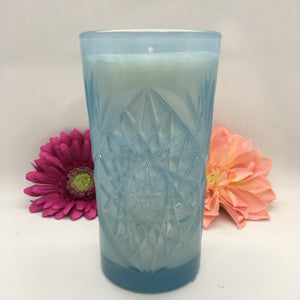 CRYSTAL BLUE - Jamcat Candles