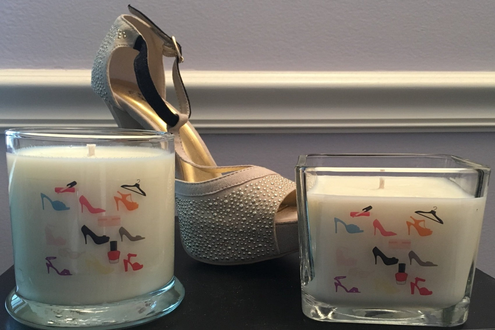 FASHIONISTA - Jamcat Candles