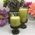 GREEN GOBLET - Jamcat Candles