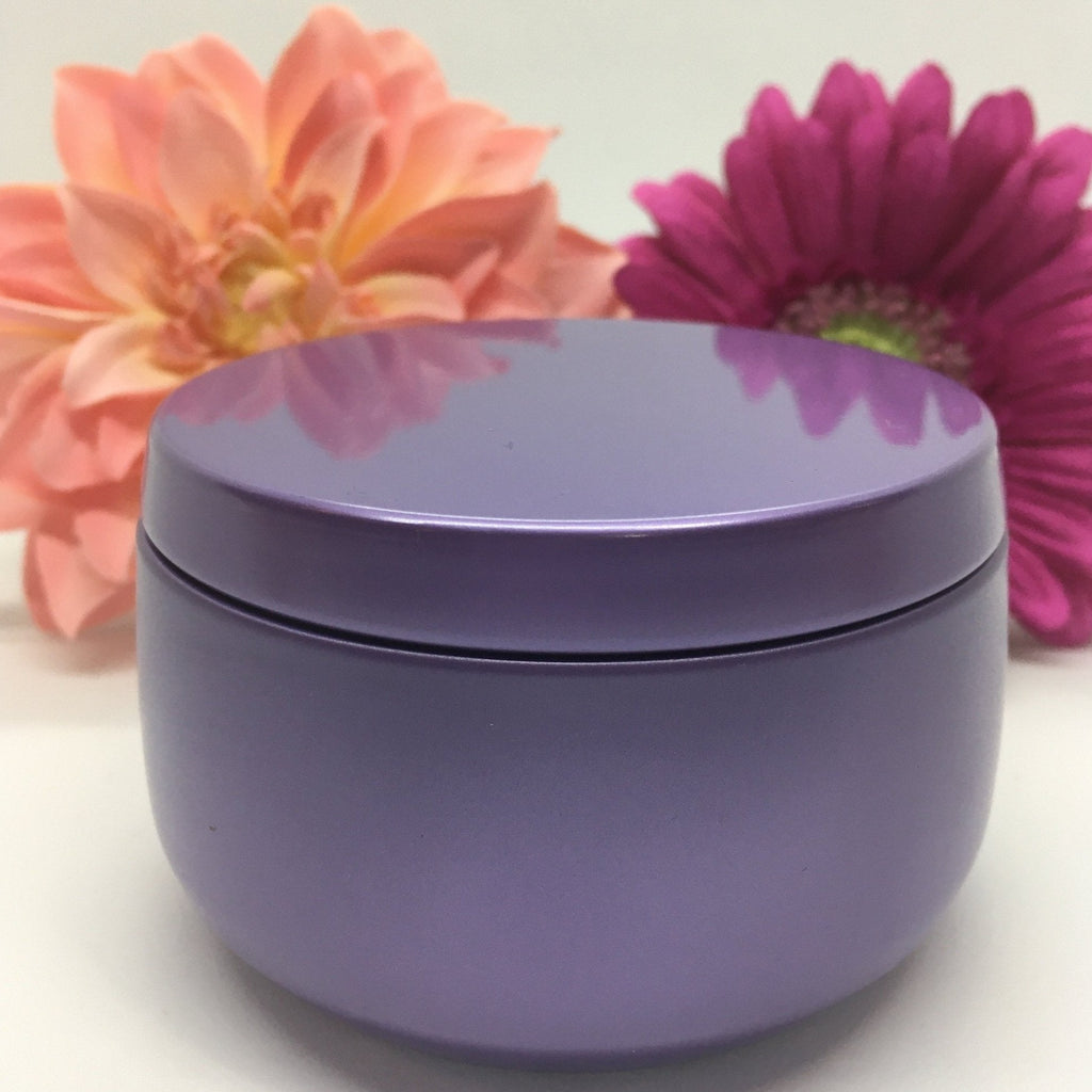LILAC TIN - Jamcat Candles