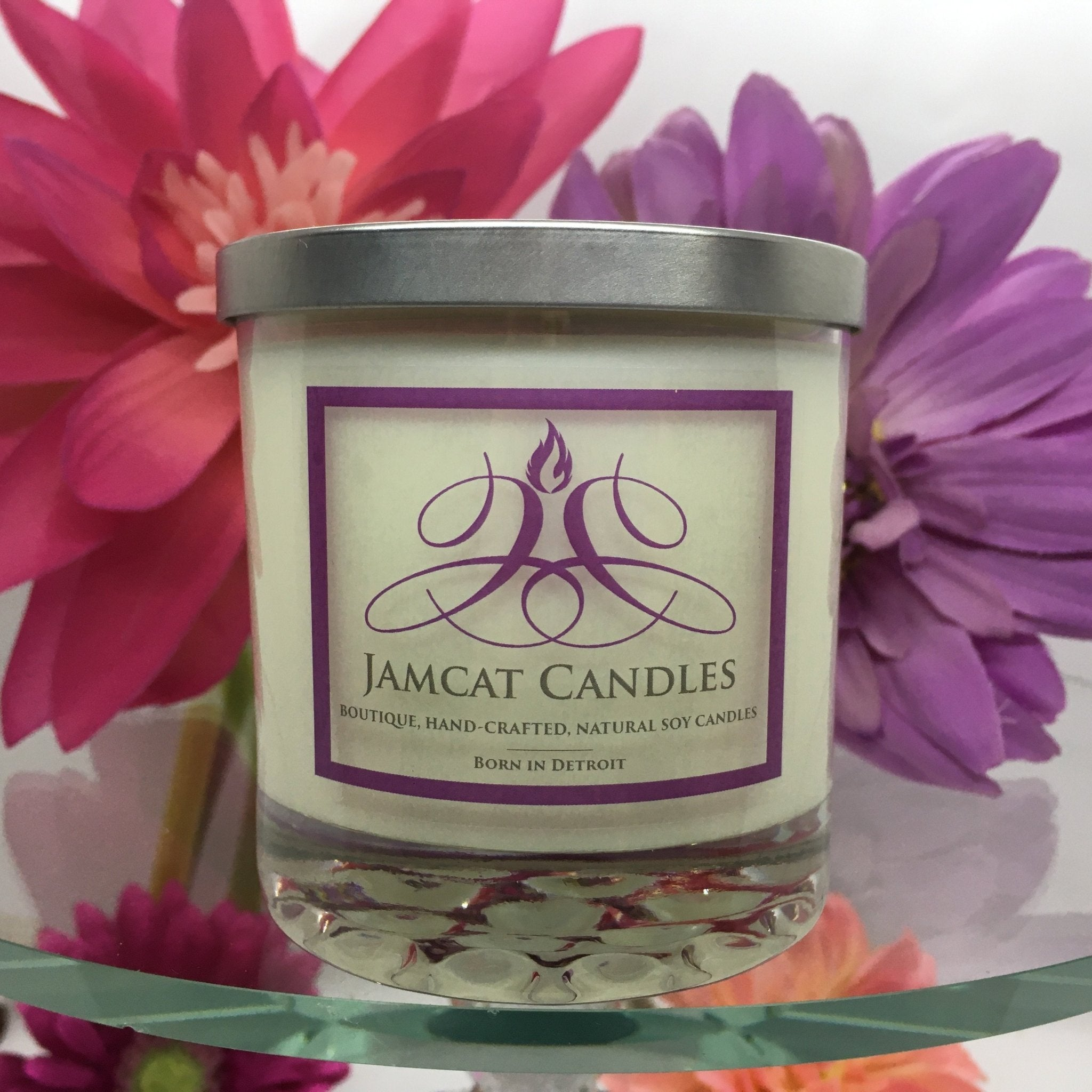 OLD SCHOOL - Jamcat Candles