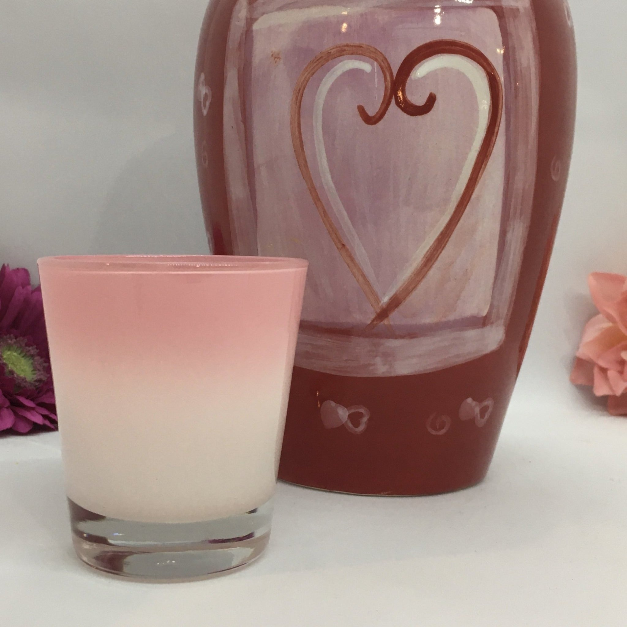 PINK + WHITE - Jamcat Candles