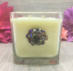VINTAGE ROSE JEWEL - Jamcat Candles