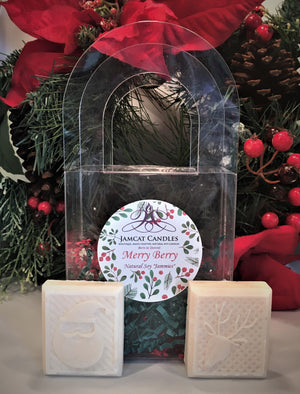 WAX JAMMIES HOLIDAY GIFT BAG - Jamcat Candles
