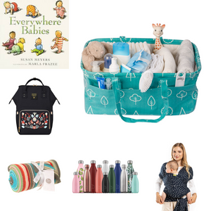 Unisex Baby Gifts - Our Top 10