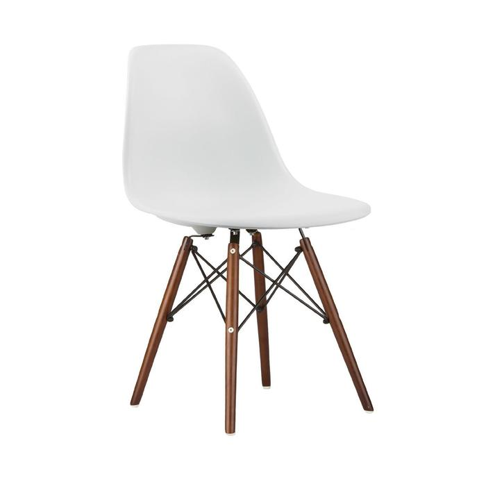 White - Modern Eiffel Dining Room Chair (Set of 4)