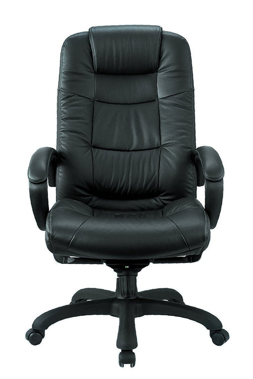Executive High Back Chair (Real Leather)