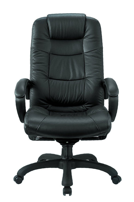 Superieur Executive High Back Chair (Real Leather)