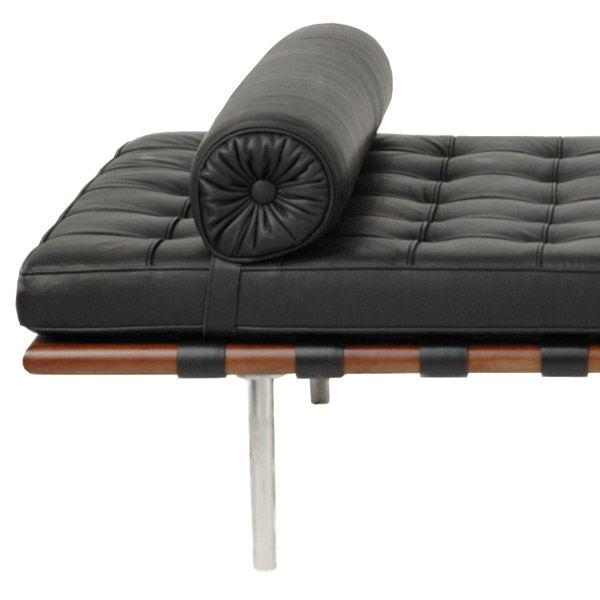 Barcelona Daybed - Modern Daybed Ivory Commercial