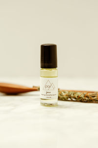 Focus Aromatherapy Rollerball