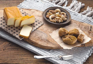 Cooking with Tabletop Smoker ~Smoked  Cheese, Mixed  Nuts and Dried  Figs~