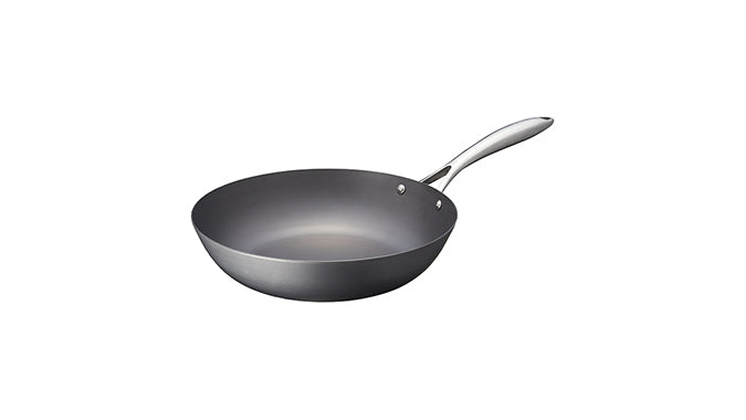 Super Iron Wok Pan 11.8""