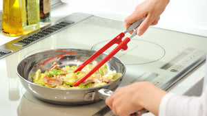 Lockable Chopsticks - Red