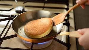 Ameiro Copper Pan